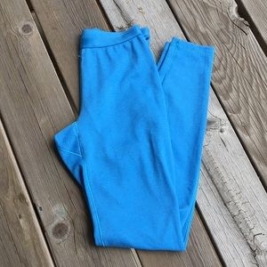 Patagonia Baby Sky Blue Soft Leggings Size XS